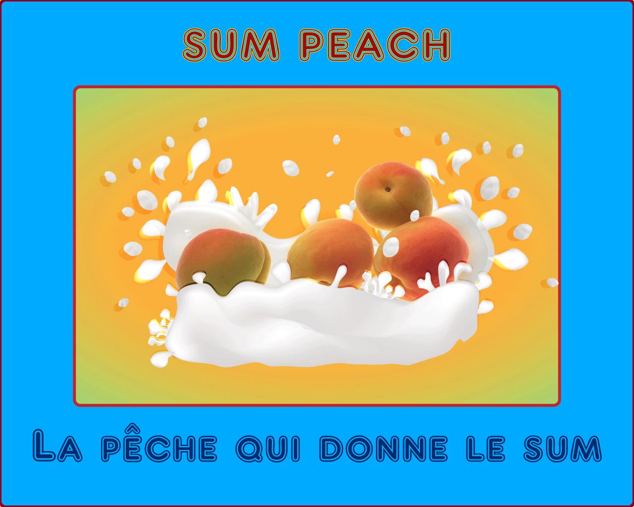 Sum Peach